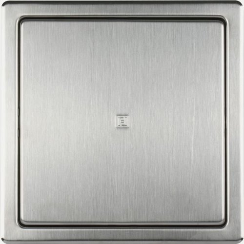 Haco Inspection Flap Brushed Stainless Steel with Mounting Frame 150 X 150 (127 Flap)