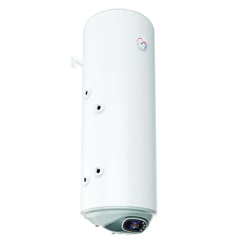 1 oder 2 W/ärmetauscher mit 2kW oder 3kW Anschl/üsse links oder rechts 80 100 120 150 200 Liter wandh/ängende elektrische Warmwasserspeicher//Solarspeicher mit SMART Control
