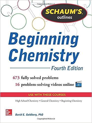 the beginning of chemistry