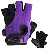 Best Harbinger Gloves Gyms - Contraband Pink Label 5057 Womens Basic Lifting Gloves Review