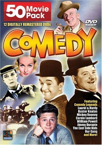 Comedy Classics 50 Movie Pack Collection by