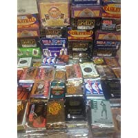 300 Unopened Basketball Cards Collection in Factory Sealed Packs of Vintage NBA Basketball… photo
