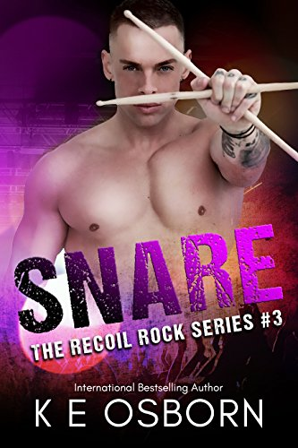 Snare Recoil Rock Book 3 ebook product image