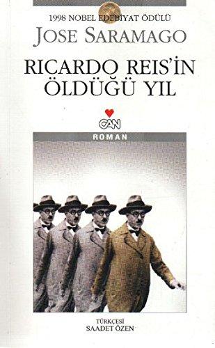 Download Ricardo Reis'in Oldugu Yil pdf