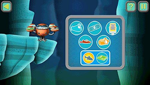 LeapFrog Science Learning Game Disney Octonauts for LeapPad Platinum, LeapPad Ultra, LeapPad1, LeapPad2, LeapPad3, Leapster Explorer, LeapsterGS Explorer by LeapFrog (Image #3)