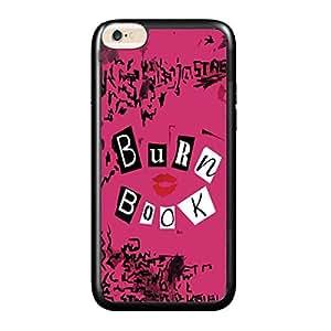 Burn Book iPhone 6 RUBBER (TPU) Back Case Cover