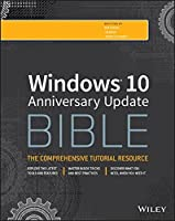 Windows 10 Anniversary Update Bible Front Cover