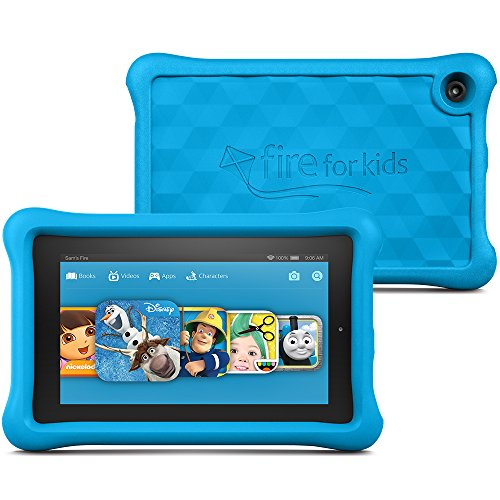 Fire Kids Edition Tablet, 7″ Display, Wi-Fi