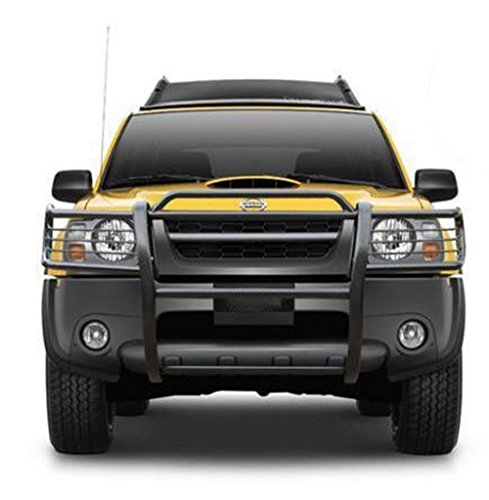 Nissan Frontier Grille Guard Brush Guard Bumper Guard Black (Nissan Frontier Brush compare prices)
