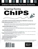 img - for Scoring Forms for Chips book / textbook / text book