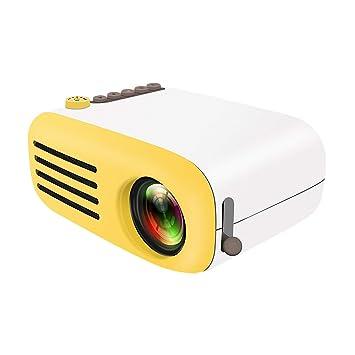 MYLEDI Proyector portátil Pico Proyector Proyector LED Proyector ...