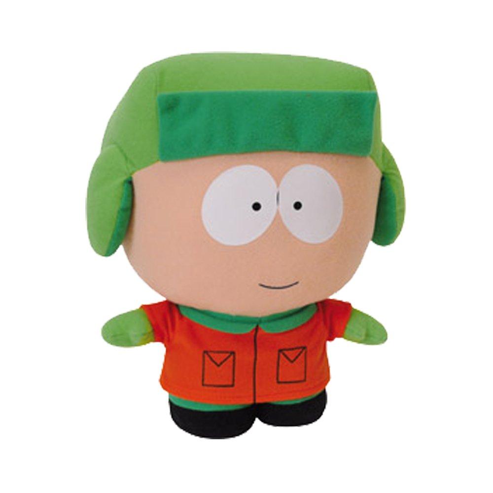 South Park - Peluche (24 cm), diseño de Kyle Broflovski: Amazon.es: Juguetes y juegos