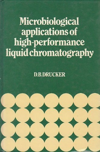 Microbiological Applications of High-performance Liquid Chromatography