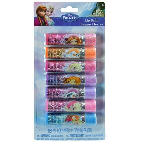 Disney Frozen 7 Piece Lip Balm Gift Set