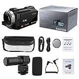 Best Video Camera 4ks - Andoer Camcorder 4K 1080P 48MP WiFi Digital Video Review