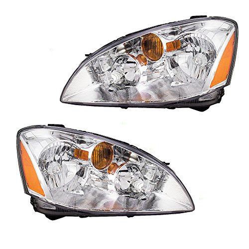 nissan altima 2002 headlights - 1