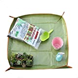 Sgarden PE Planting Operation Mat Flower Transplanting Pot Pad Garden Kneelers Seat Knee Folding Work Cloth