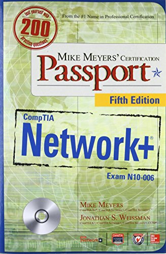 Mike Meyers CompTIA Network+ Certification Passport, Fifth Edition (Exam N10-006) (Mike Meyers' Certification Passport)