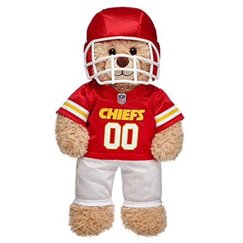 Build-a-Bear Workshop Kansas City Chiefs Fan Set 3 pc.