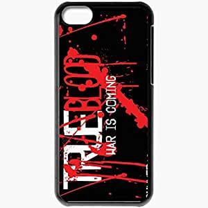 Personalized iPhone 5C Cell phone Case/Cover Skin Movie TRUE Blood Season 6 Case For Phone Cover 4924 Black by lolosakes