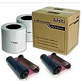 HiTi Digital Inc. HiTi P510 5x7 Ribbon & Paper Case, for Total of 380 5x7'' Prints by HiTi