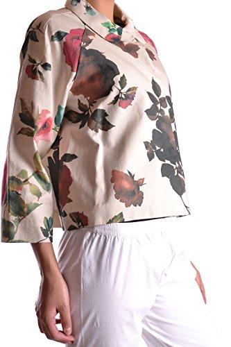 Liviana Conti Mujer MCBI192012O Beige Algodon Chaqueta