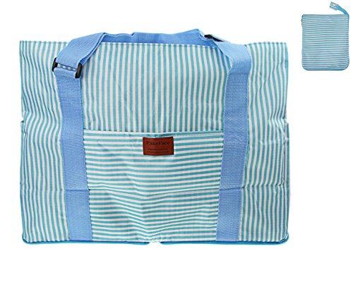 Foldable Luggage Portable Waterproof Weekender