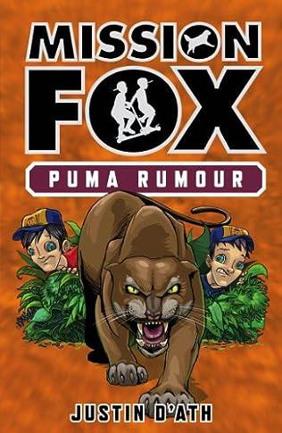 book cover of Puma Rumour