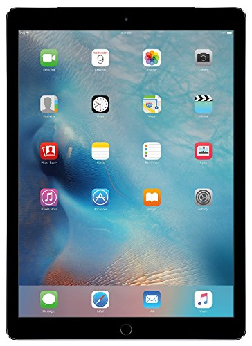 Apple iPad Pro (128GB, Wi-Fi + Cellular, Space Gray) 12in Tablet (Renewed) (Best Ipad Pro Deals)