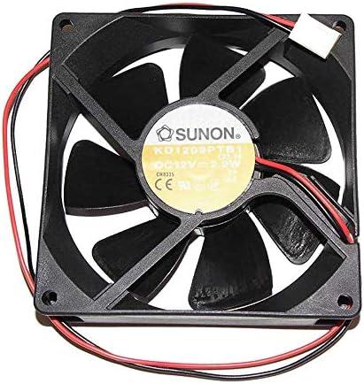 Ayazscmbs enfriamiento Ventilador para SUNON 909025mm KD1209PTB1 ...