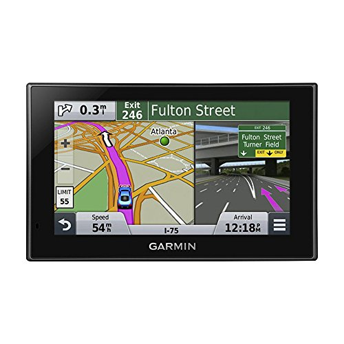 Garmin Nuvi Lmt  North America And Europe Bluetooth  Inch Lifetime