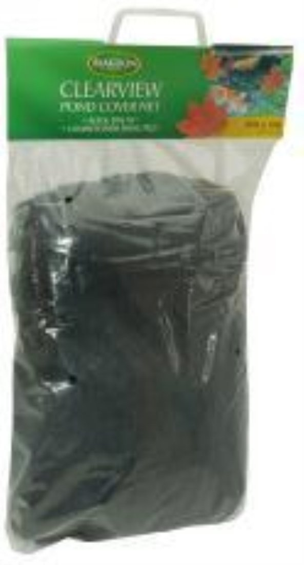 Blagdon Clearview Filet de protection fin 6 x 4 m (Noir) 1022392
