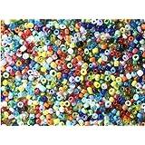 Seed Beads 11/0 Colorful Glass Seed Bead Mix SeedBeadExplosion