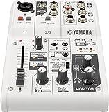 Yamaha AG03 3-Input USB Audio Interface Mixer