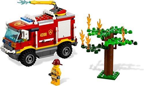 LEGO città 4208 - Autopompa 4 x 4