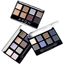 Avon True Color 8-in-1 Eyeshadow Palette - Not So Neutral .23 oz.