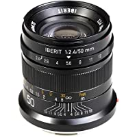 HandeVision IBERIT 50mm f/2.4 Lens for Leica SL / T - Black