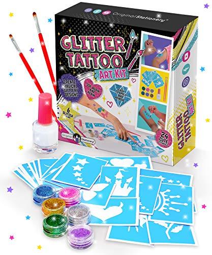 Original Stationery Glitter Tattoo