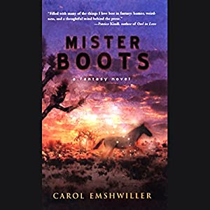 Mister Boots Audiobook