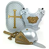 Medieval Knight in Shining Armor Pretend Role