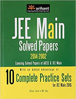 Aieee Last 10 Years Solved Papers Pdf