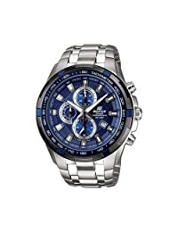 Casio Men's EF539D-2AV Edifice Stainless Steel Chronograph Tachymeter Sport Watch