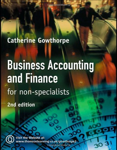 accounting and finance for non-specialists 11th edition pdf