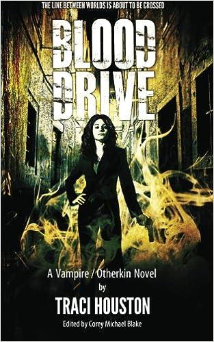 Blood Drive: A Vampire Otherkin Novel