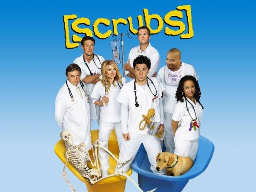Scrubs, season 7 on itunes.