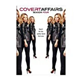 Covert Affairs: Season Four [DVD] [Region 1] [US Import] [NTSC] by PIPER PERABO