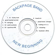 Backpage Band(New Beginning)