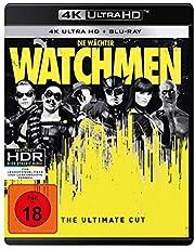 Watchmen - Die Wächter - The Ultimate Cut  (4K Ultra HD) (+ Blu-ray 2D)