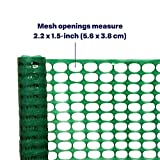BISupply 4 FT Safety Fence – 100 FT Plastic