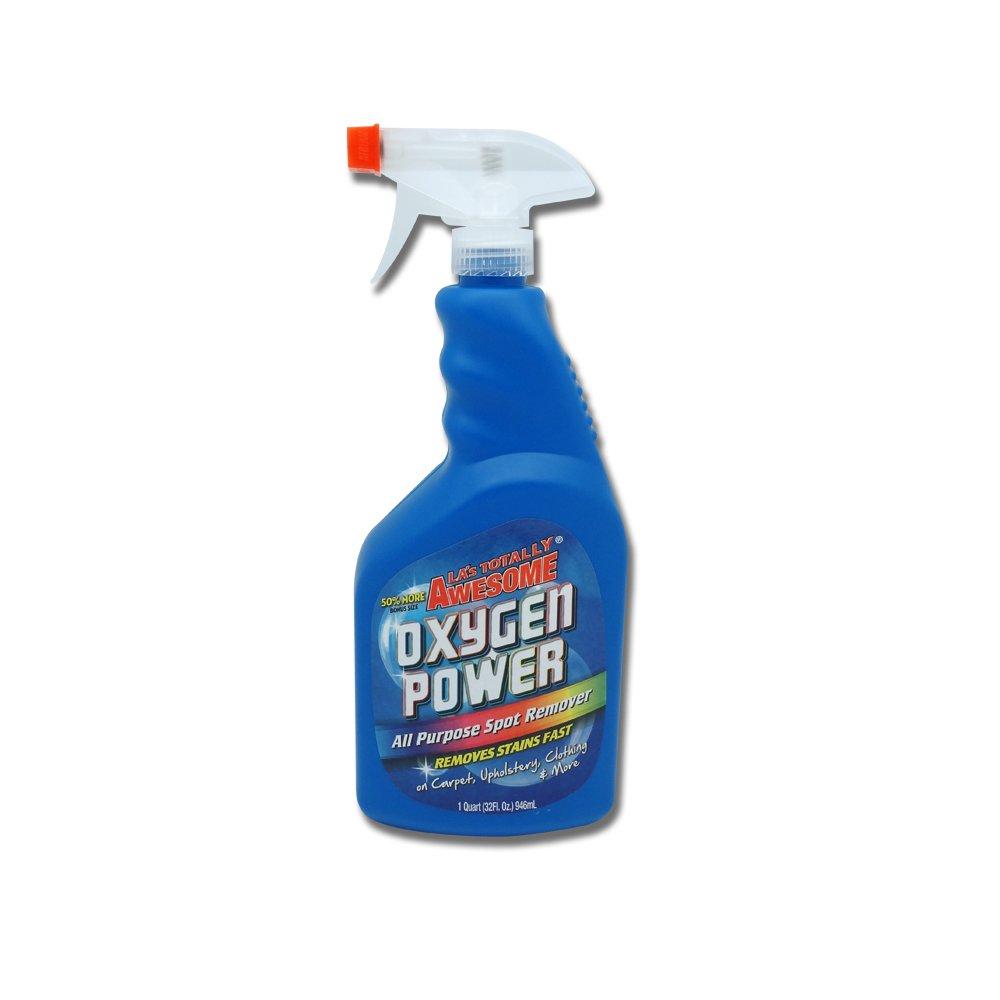 Amazon.com: LAu0027s Totally Awesome Oxygen Power All Purpose Spot Remover  BONUS 32 Oz Size: Home U0026 Kitchen